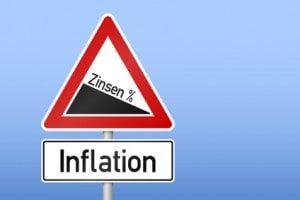verkehrszeichen vorfahrt achten inflation I